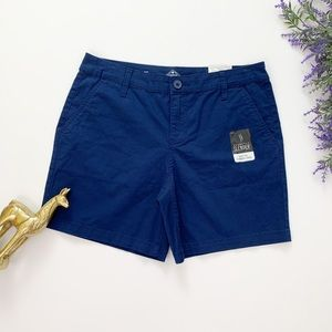 St. John's Bay Short Mod Rise Shorts